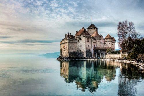 قلعه چیلون سوییس