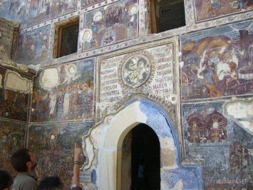 صومعه سومولا ترکیه