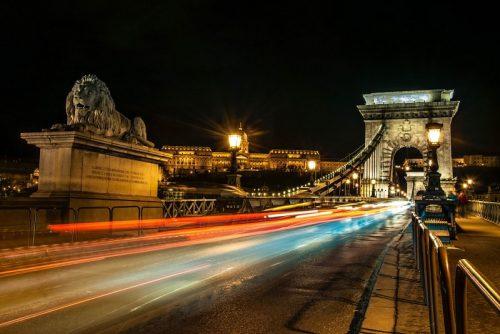 پل زنجیر مجارستان