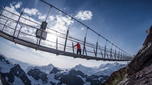 پل تیتلیس کلیف سوئیس