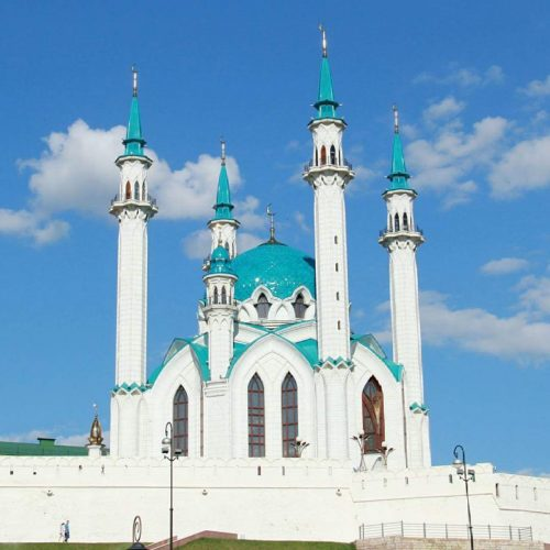 مسجد قل شریف کازان