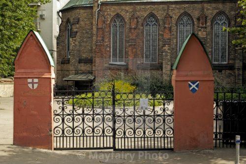 کلیسای انگلیکان سنت آندره مسکو