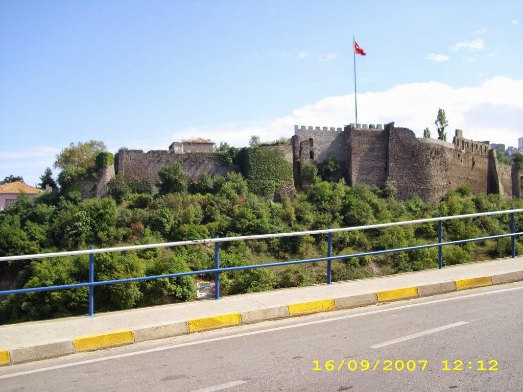 قلعه تاریخی و جذاب ترابزون
