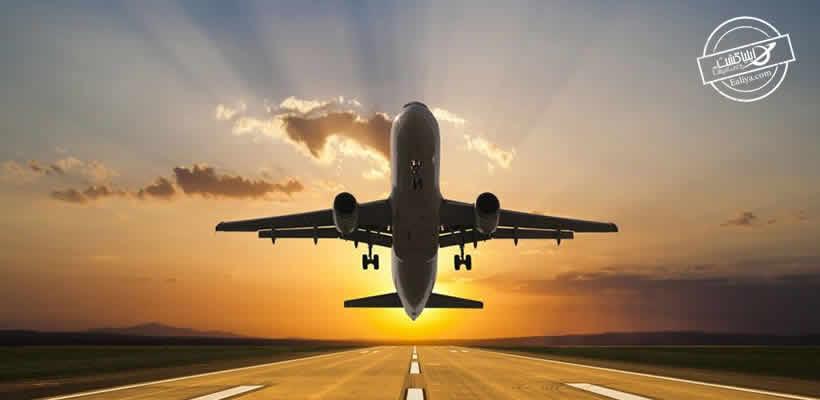 بلیط هواپیما تهران نجف